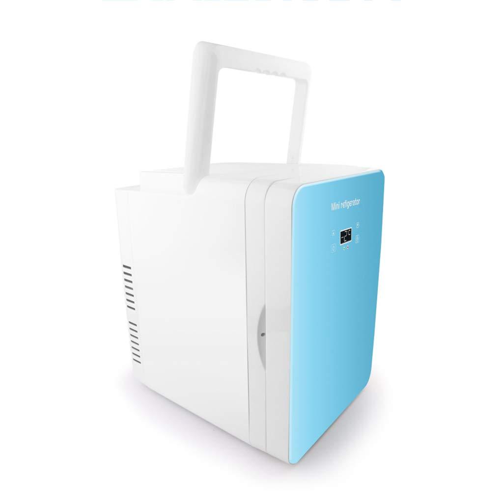 22L Vertikaler Auto Kühlschrank Kalt und Warm Box Auto Mini Kühlschrank Gekühlt Stumm Geschenk