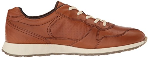 Femme Marron Ladies Sneakers Basses Ecco Amber wxHt7AUxq