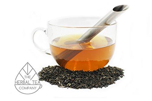 Lovage Leaf - Lovage Leaf Loose Herb Green Temple Tea 100g With Vanilla Flavour