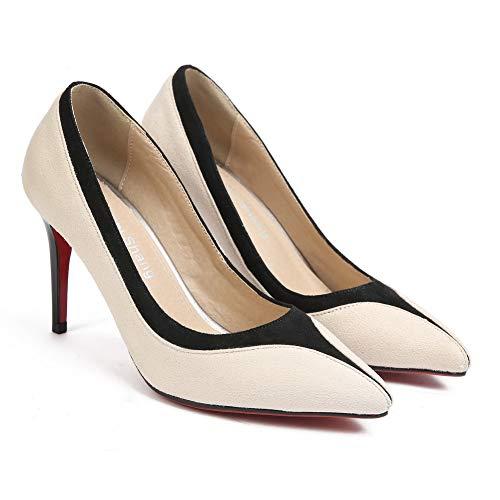 Beige 36 5 Sandales Inconnu Compensées 1TO9 MMS06379 Femme Beige qp0YZp