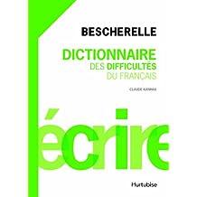Dictionnaire des difficultés Bescherelle