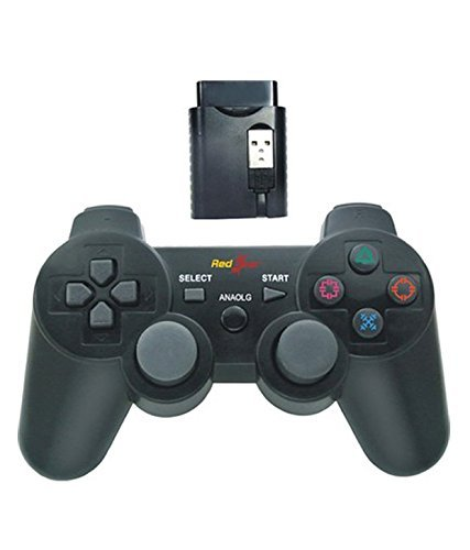 Redgear Wireless Controller For Ps2 Ps3 - Ps3 Hardware