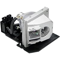 OEM Optoma Projector Lamp, Replaces Model EP910 with Housing