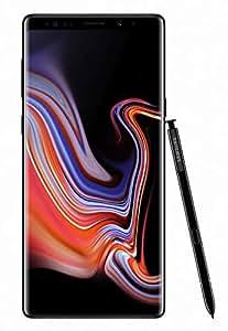 Samsung Galaxy Note 9 SM-N960F Akıllı Telefon, 512 GB, Gece Siyahı (Samsung Türkiye Garantili)