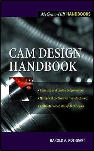 The CAM Design Handbook