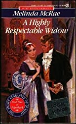 A Highly Respectable Widow (Signet)