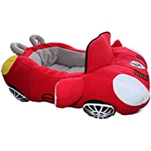 PetBoss Co. Fun Car Shaped Pet Bed Cozy & Soft
