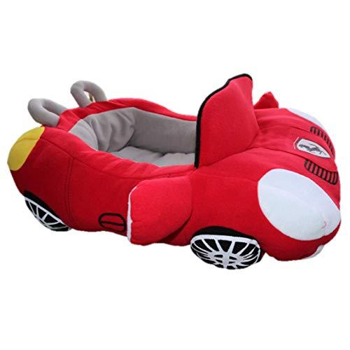 PetBoss Co. Fun Car Shaped Pet Bed Cozy & Soft Review