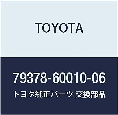TOYOTA Genuine 79378-60010-06 Seat Cushion Hinge Cover