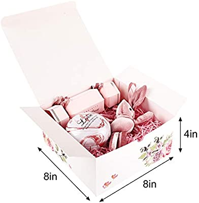 2 Maid of Honor Boxes and 8 Will You Be My Bridesmaid Boxes for Bridesmaid Gifts Moretoes 10pcs Bridesmaid Proposal Boxes with Ribbon