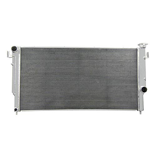 (OzCoolingParts 94-02 Dodge Ram Series Radiator, 4 Row Core Full Aluminum Radiator for 1994-2002 1995 1996 97 98 99 Dodge Ram 2500 3500 5.9L V8 Turbo Diesel Cummins)