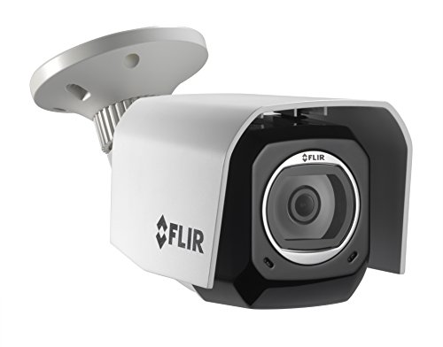 (FLIR Systems FXV101-W Outdoor Wireless HD Video Camera (White))