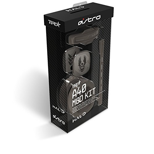 [ASTRO Gaming A40 TR Mod Kit, Noise Cancelling Conversion Kit - Halo] (Mod Kit)
