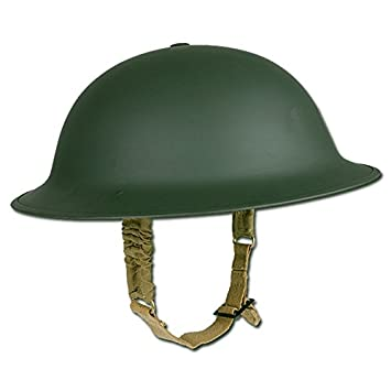 Brodie helmet mk2 english olive green safari 16689800 reproduction brodie helmet mk2 english olive green safari 16689800 reproduction british military army of the second world malvernweather Images