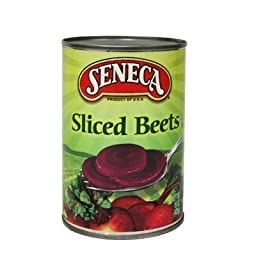 Seneca Brand Sliced Beets 15 Oz (Case of 8)