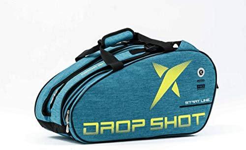 DROP SHOT Paletero de Pádel Modelo Essential - Colección Oficial 2019: Amazon.es: Deportes y aire libre