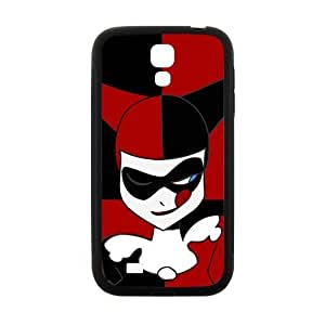 Black and red joker Cell Phone Case for Samsung Galaxy S4 in GUO Shop