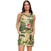 Vestido Clara Arruda Frente Bolsos 50534