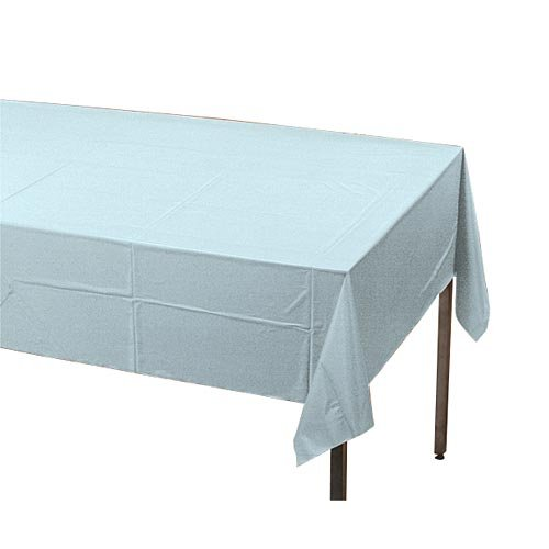 Creative Converting Paper Banquet Table Cover, Pastel Blue ()