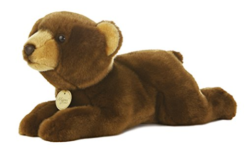 Aurora World Miyoni Brown Bear Plush,