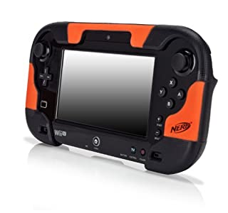 Wii U Gamepad Nerf Armor - Orange (B00A878KYI) | Amazon price tracker / tracking, Amazon price history charts, Amazon price watches, Amazon price drop alerts