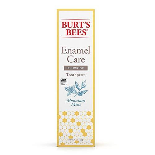 BURTS BEES Enamel Care Toothpaste, 4.7 OZ