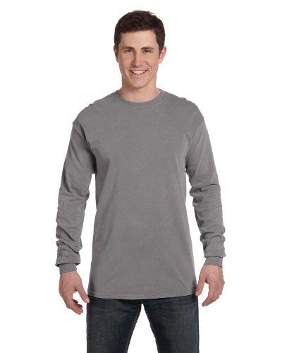Comfort Colors C6014 Ringspun T Shirt. - Grey - XL