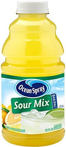 Fruit Juice: Ocean Spray Mix