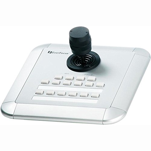 Everfocus EKB200 USB Keyboard Controller with 3-Axis Joystick Control for CCTV systems