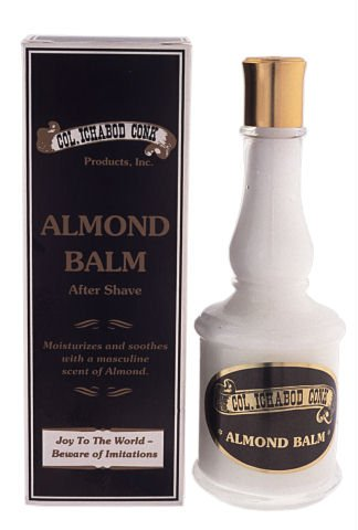 Conk Almond - Col. Conk Men's ALMOND after SHAVE balm LOTION NEW by Colonel Conk