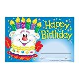 SCBT-81017-15 - AWARDS HAPPY BIRTHDAY CAKE pack of 15