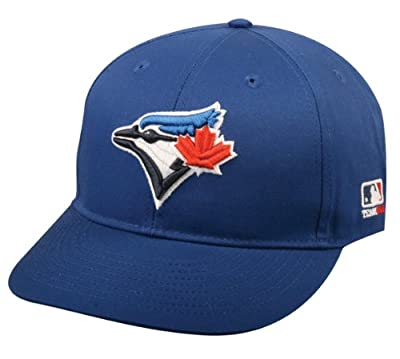 MLB Replica Adult Baseball Cap Various Team Trucker Hat Adjustable MLB Licensed , Toronto Blue Jays - Home by OC Sports