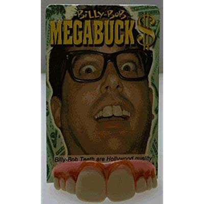 Billy Bob Megabucks Teeth: Toys & Games