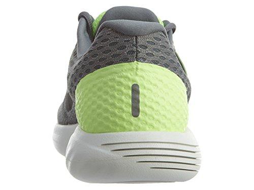 Nike Herren Lunarglide 8 Laufschuhe Geistergrün / Schwarz / Cool Grey