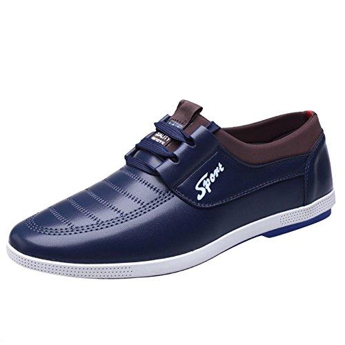 Shoes B Men Casual Traspirante Leggero Xue Spring Autumn Outdoor Personalità Leather Bvq4wxP