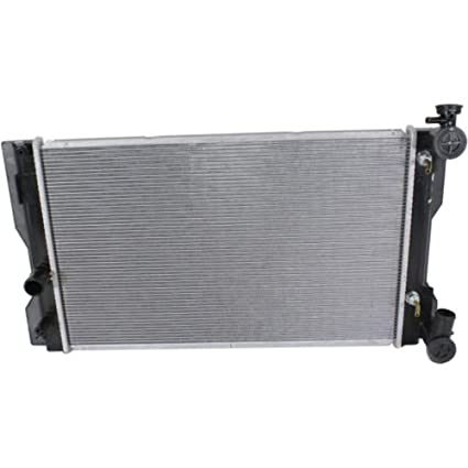 1.8L, Denso Brand, Auto Trans., Canada, Usa Built Perfect Fit Group P13221 // 2.4L Eng. Sedan// Coupe Civic Radiator,