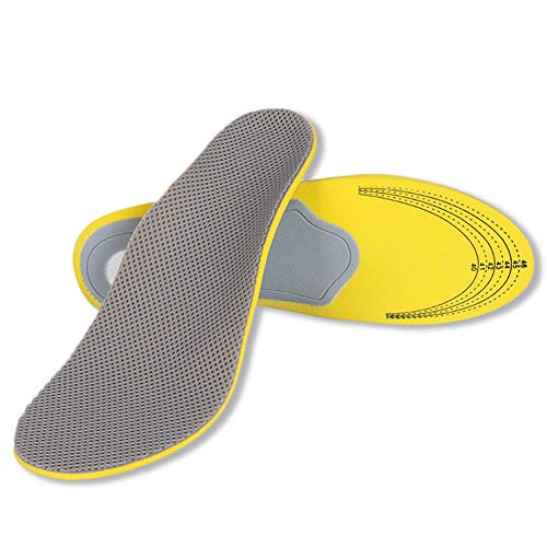 Ocamo 3D Flatfoot Flat Foot Orthotic Orthopedic Insoles Arch Support...