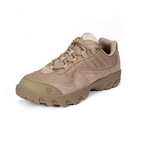 ESDY Men Military Shoes,Outdoor Camping Hiking Tactical Boots