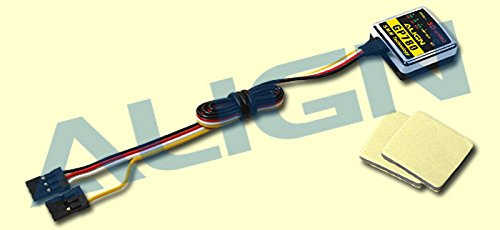 - Align GP780 head lock Gyro HEG78001