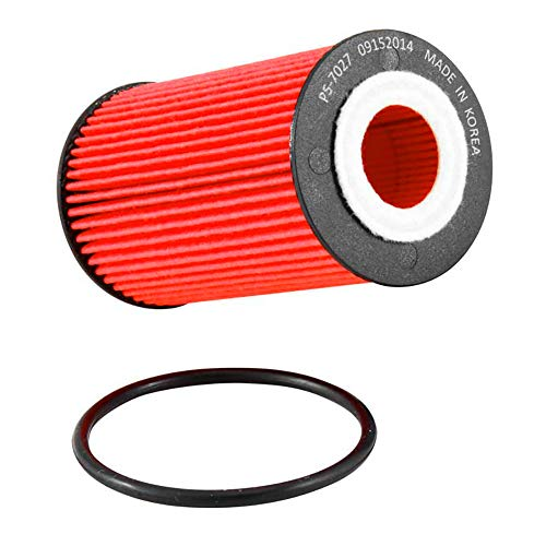 - K&N PS-7028 Oil Filter