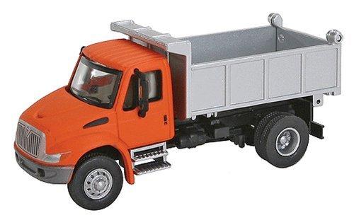 - Walthers SceneMaster International 4300 Dump Truck