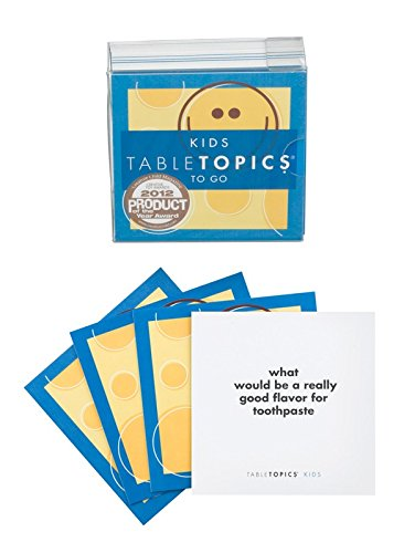 TableTopics TO GO Kids