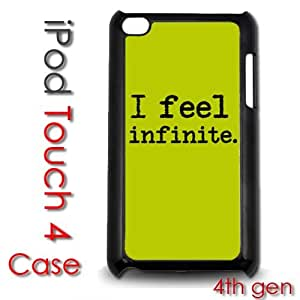 IPod Touch 4 4th gen Touch Plastic Case - I Feel Infinite Perks of a Wallflower by supermalls