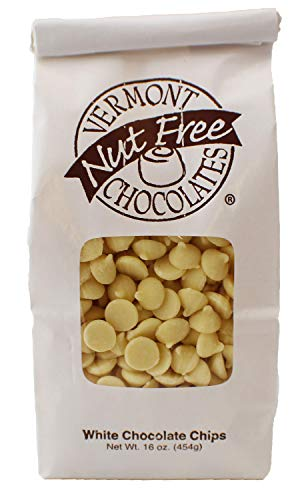 nut free white chocolate - 1
