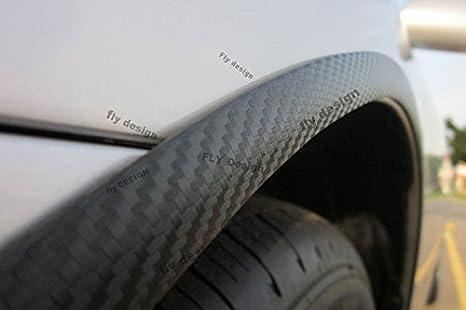 Car-Tuning24 56962291 2x CARBON opt Radlauf Verbreiterung 71cm f/ür C3 Aircross II Felgen flaps