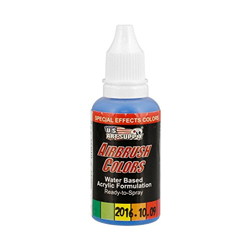 US Art Supply Fluorescent Airbrush