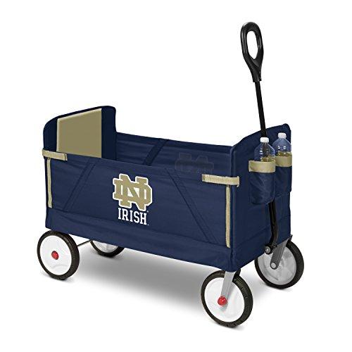Radio Flyer Children's 3-in-1 EZ Fold Notre Dame Wagon