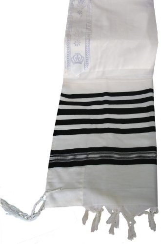 Traditional Tallit Wool...