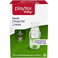 Playtex Nurser Liners, 4oz - 100ct