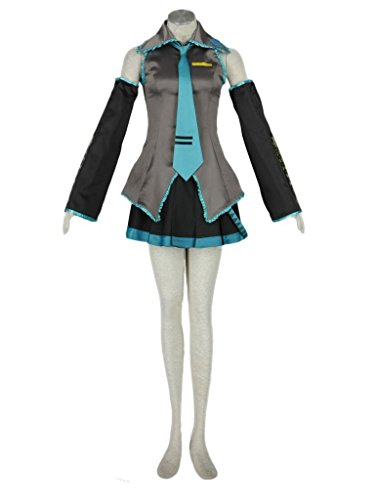 Vocaloid Family Hatsune Cosplay Costume